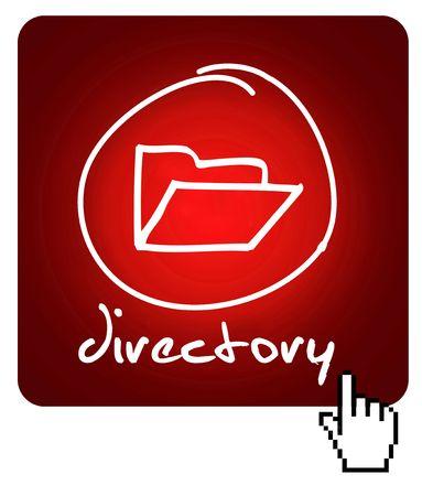 directory Stock Photo - 6123684