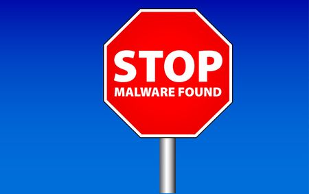 found: stop - malware found