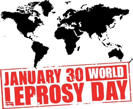 lepra: Día Mundial de la lepra