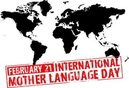 international mother language day Stock Photo - 6550795