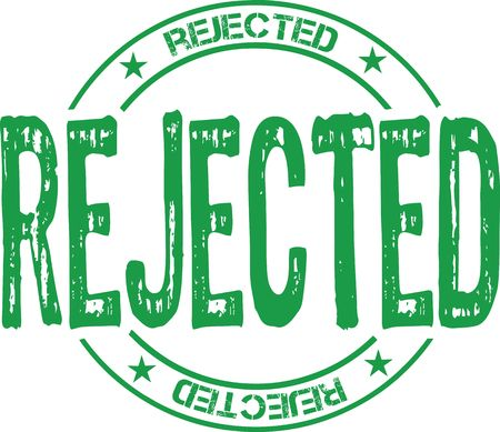 rejected: rejected