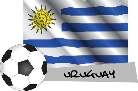 Uruguay soccer team photo
