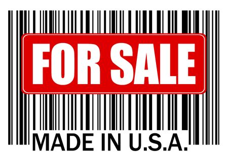 made in USA bar code