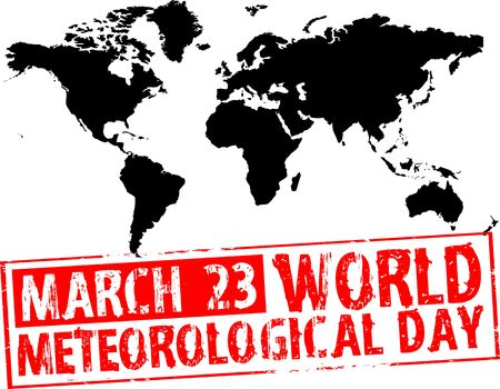 meteorological: march 23 - world meteorological day