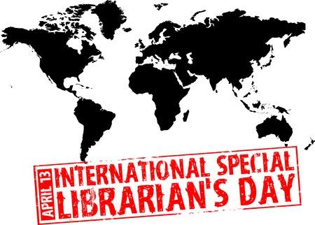 librarians: april 13