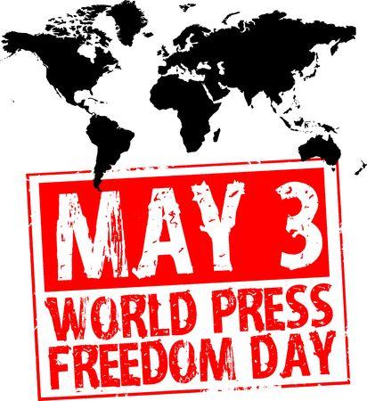 world press freedom day Stock Photo - 6919837