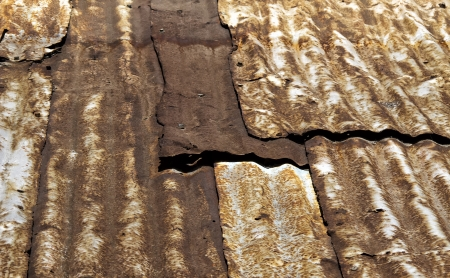 Grunge Tin Roof