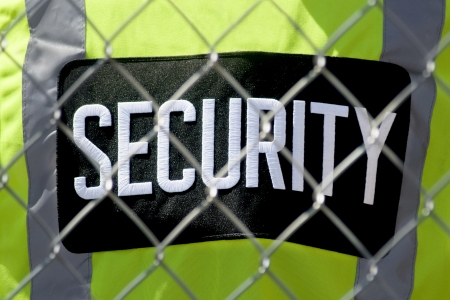 Security guard Imagens