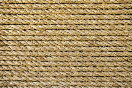 Natural Rope background makes for a background for a variety of objects