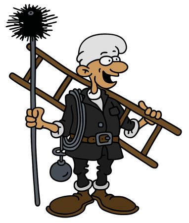 smokestack: funny classic chimneyer