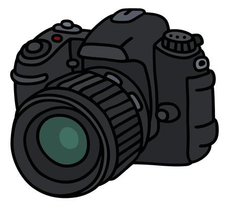Digital photographic camera