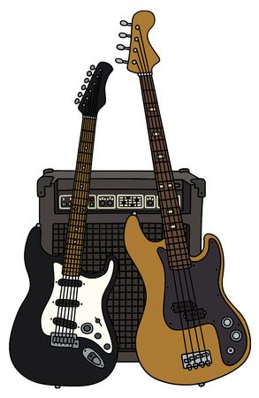 combo: Electric guitars and the combo