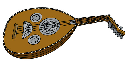 lute: Historical lute