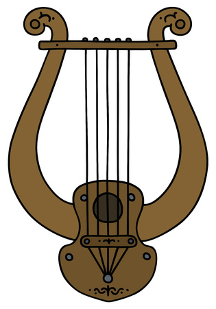 Ancient Greek lyre