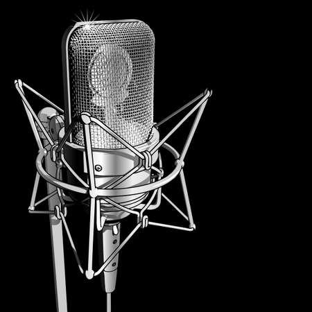 Professional Mikrofon