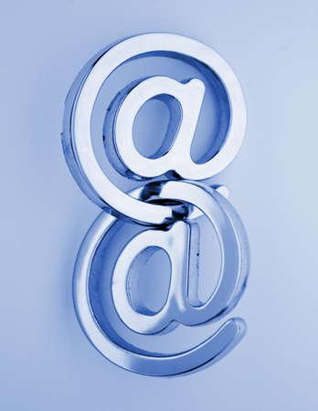 e-mail symbols photo