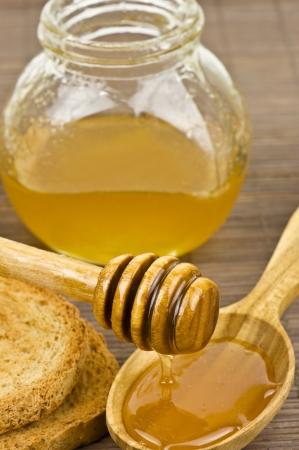 sweet honey in the photo Stock Photo - 17609996