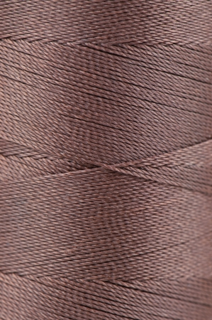 brown threads texture in the photo Stock Photo - 19339314