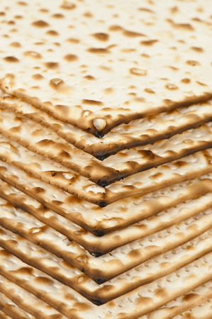 unleavened: unleavened bread texrure in the photo