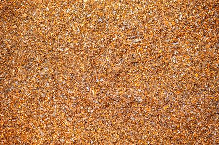 gold powder (sand) as a texture
