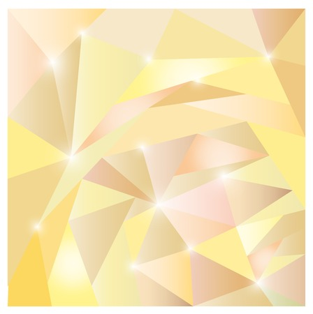Amber polygon background with glitter,Amber polygon background with glitter for web design