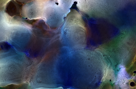Abstract art alcohol ink, acrylic pour picture photo. Good for background texture surface print design and your advertisement