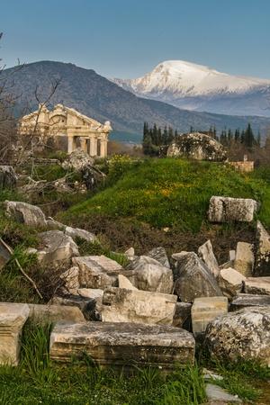 deesse grecque: Aphrodisias anciens, nomm� d'apr�s Aphrodite, la d�esse grecque de l'amour