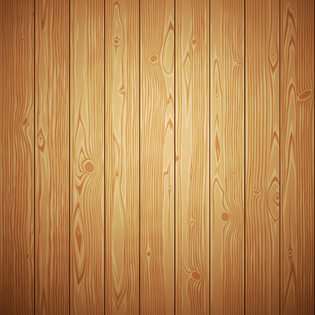 Wood Seamless Pattern. Editable pattern in swatches. Clipping paths included in additional jpg format. Stock Illustratie