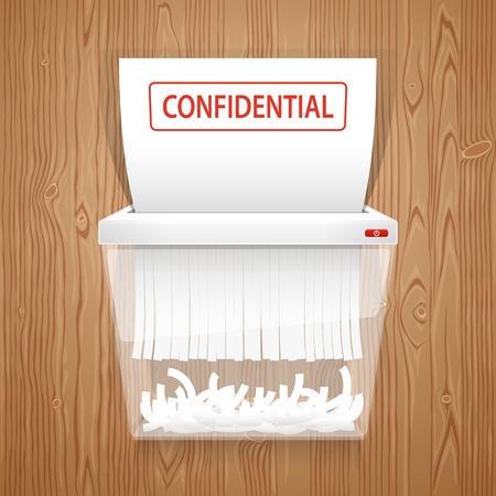shredding: Shredding Documents for Security