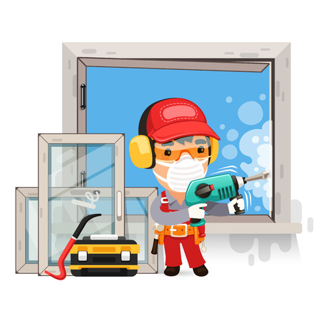 dismantling: Dismantling the Old Window