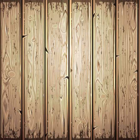 puertas de madera: Viejo arbolado pintado textura. Fondo retro de la vendimia. editable patrón de muestras. Vectores