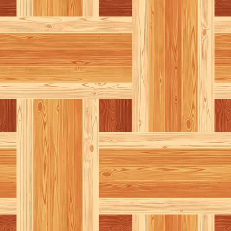 snood: Square platting parquet seamless floor texture. Editable pattern in swatches.