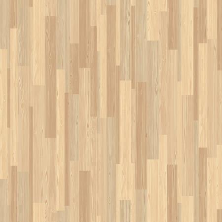 superficie: parqué claro sin fisuras suelo de madera del mosaico estriado de baldosas. editable patrón de muestras.