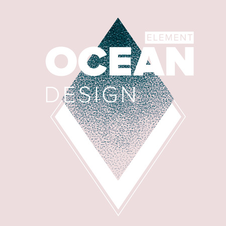 Geometric Modern Muted Colors Nautical Design Template For Social ...