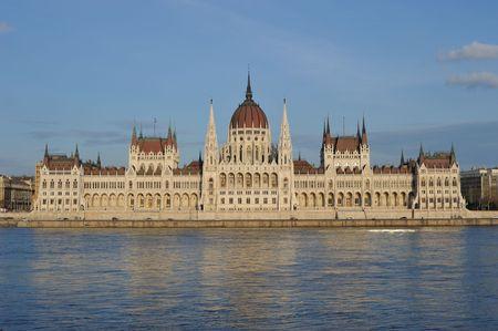 hungary: Parliament building, Budapest, Hungary