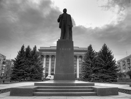 lenin: Lenin s monument