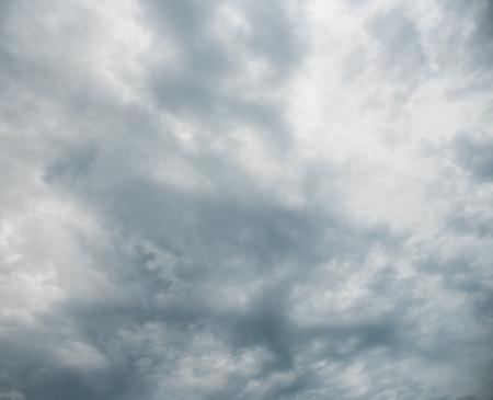 dark: Dark cloudy
