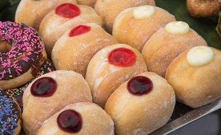 cake factory: Bakery sale on the laos market