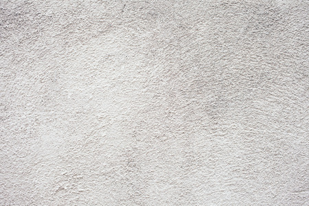 White concrete wall texture with paint. Background image