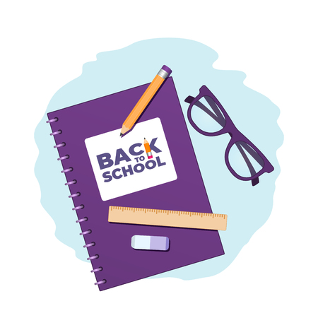 Back to school concept 1-2
