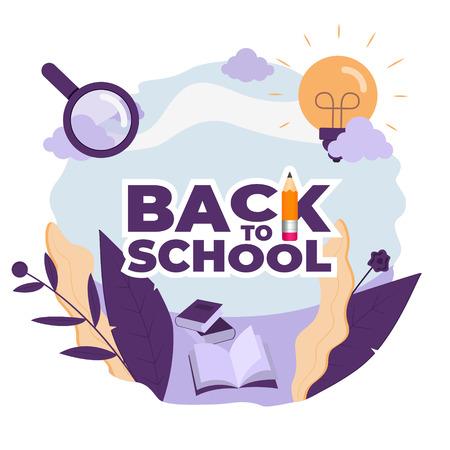 Back to school 5-1 Ilustração