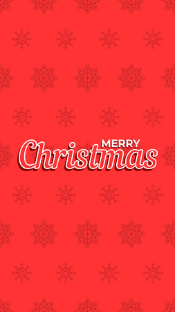 Merry Christmas background. Template for poster, banner or web. Vector illustration Stok Fotoğraf - 127428949