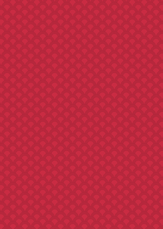 Chinese geometric pattern for banner or poster. Chinese New Year background. Vector illustration