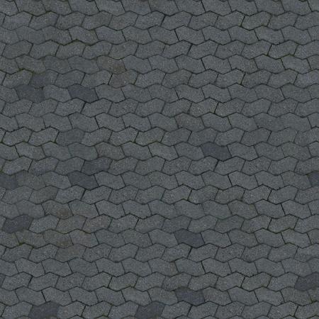 road paving: La textura del pavimento enlosado sin problemas.