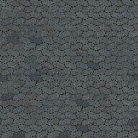 tileable: Tileable seamless pavement texture. Stock Photo