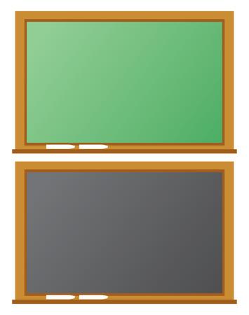 Blackboard Illustration