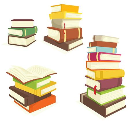 Books Stock Vector - 6720793