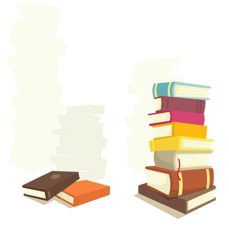 Books Stock Vector - 6767626