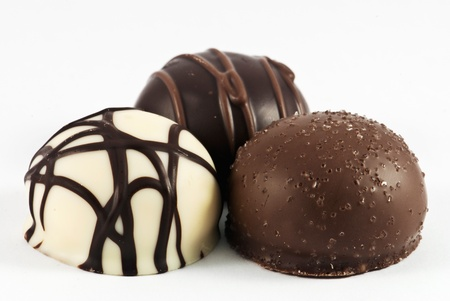 chocolate truffle: Passion hidden in the chocolate