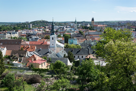 central europe: Nitra city, Slovakia, Central Europe.